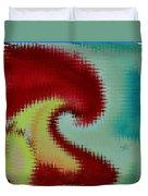 Spherical Colours Duvet Cover