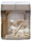 Sphinx Beauty Duvet Cover