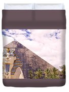 Sphinx Clouds Duvet Cover
