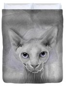 Sphynx No 19 Duvet Cover