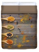 Spices Duvet Cover