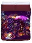 Spider Animal Zoo  Duvet Cover