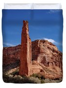Spider Rock Duvet Cover