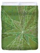 Spider Silk Duvet Cover