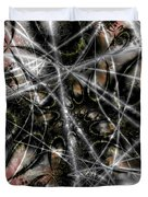 Spider Web Duvet Cover