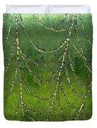 Spiders Web Duvet Cover