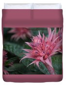 Spiky Pink Duvet Cover