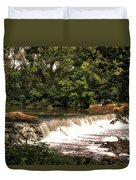 Spillway Early Morning Duvet Cover