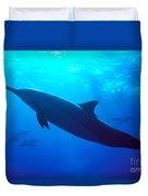 Spinner Dolphin Duvet Cover
