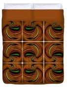 Spinners Duvet Cover