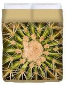 Spiny Cactus Needles Duvet Cover