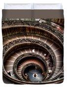 Spiral Staircase No1 Duvet Cover