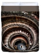 Spiral Staircase No2 Duvet Cover