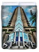 Spire Duvet Cover by Doug Sturgess