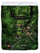 Spirit Bridge 2 Duvet Cover