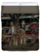 Spirit Carriage 3 Duvet Cover