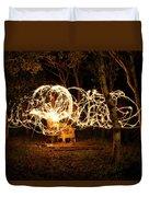 Spirit Dance Duvet Cover