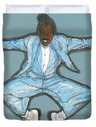 Spirit Of Cab Calloway Duvet Cover