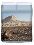 Spirit Of The Desert Duvet Cover