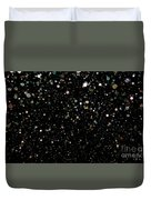 Darkness Becomes You Duvet Cover
