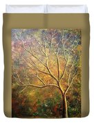 Spirit Tree 5 Duvet Cover