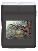 Spirit Tree Duvet Cover