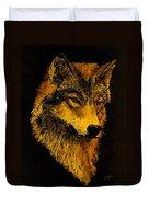 Spirit Wolf Duvet Cover