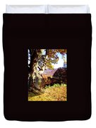 Spirits In View Duvet Cover