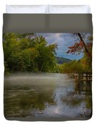 Spirits On The Water Duvet Cover