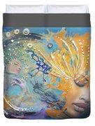 Spiritual Enlightenment  Duvet Cover