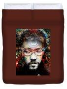 Spiritual Glasses Duvet Cover