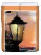 Spiritual Lamp Duvet Cover