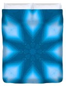 Spiro #2 Duvet Cover by Writermore Arts