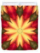 Spiro#4 Duvet Cover