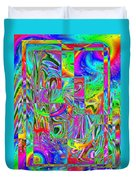 Splash 2 Duvet Cover