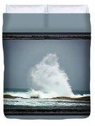 Splash II Duvet Cover