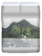 Splash North Shore Kauai Duvet Cover
