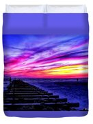 Splash Of Heaven Duvet Cover