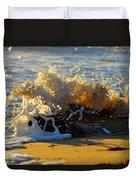 Splash Of Summer - Cape Cod National Seashore Duvet Cover