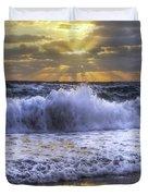 Splash Sunrise IIi Duvet Cover