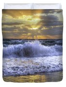 Splash Sunrise IIi Duvet Cover