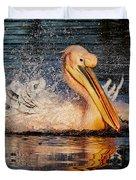 Splashing Fun Duvet Cover