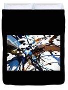 Splatter Gig Duvet Cover
