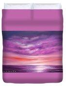 Splendid Purple Duvet Cover