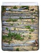 Splinters In The Sand Duvet Cover