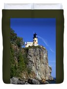 Split Rock 2 Duvet Cover by Marty Koch