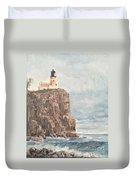 Split Rock Light House 4  Duvet Cover