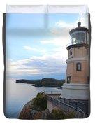 Split Rock Lighthouse Four Duvet Cover