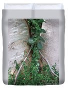 Split Tree Duvet Cover