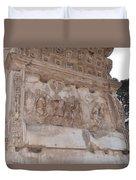 Spoils Of Jerusalem Duvet Cover